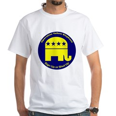 OYE - Sign Up or Shut Up Shirt
