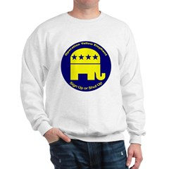 OYE - Sign Up or Shut Up Sweatshirt