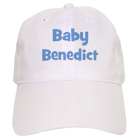 Baby Benedict (blue) Cap
