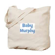 Baby Murphy (blue) Tote Bag