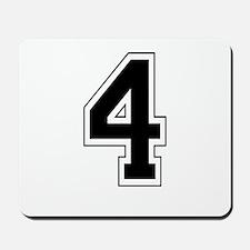 4 Mousepad