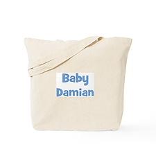 Baby Damian (blue) Tote Bag