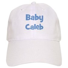 Baby Caleb (blue) Baseball Cap
