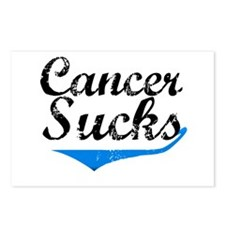 Cancer Sucks (Colon Cancer) Postcards (Package of