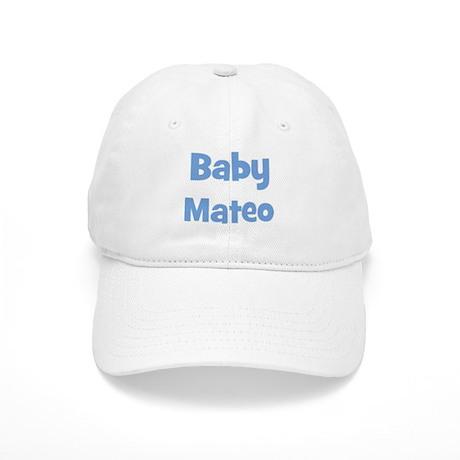Baby Mateo (blue) Cap