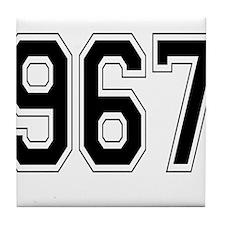 967 Tile Coaster