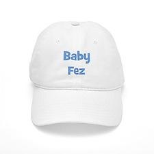 Baby Fez (blue) Baseball Cap