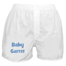 Baby Garret (blue) Boxer Shorts