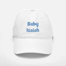 Baby Isaiah (blue) Baseball Baseball Cap