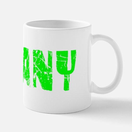 Jovany Faded (Green) Mug