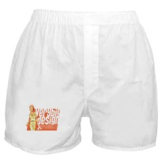 VBD Logo Boxer Shorts