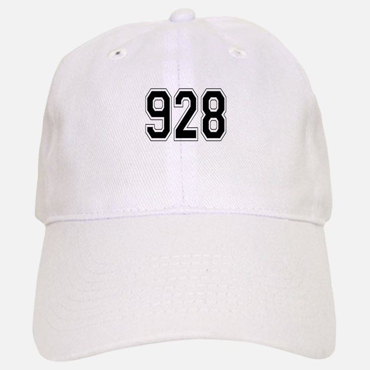 928 Baseball Baseball Cap