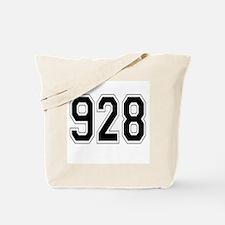 928 Tote Bag