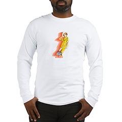 VBD girl Long Sleeve T-Shirt