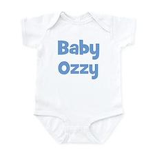 Baby Ozzy (blue) Infant Bodysuit