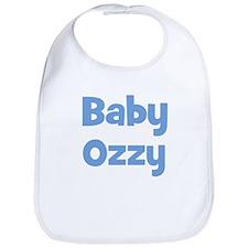 Baby Ozzy (blue) Bib