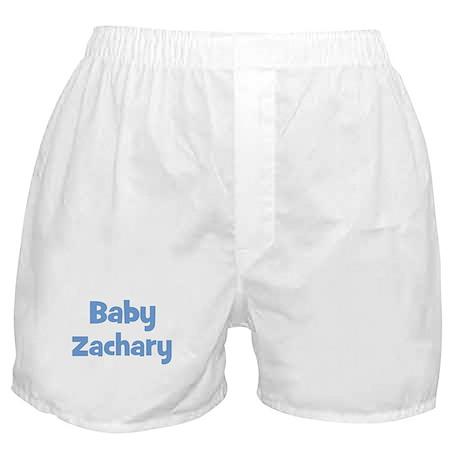 Baby Zachary (blue) Boxer Shorts