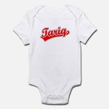 Retro Tariq (Red) Infant Bodysuit