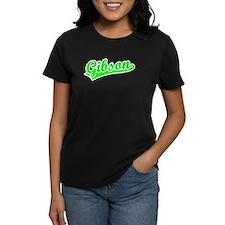 Retro Gibson (Green) Tee