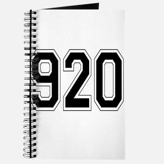 920 Journal
