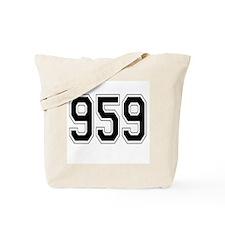 959 Tote Bag