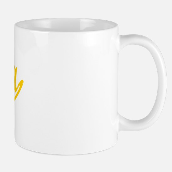 Vintage Brisa (Orange) Mug