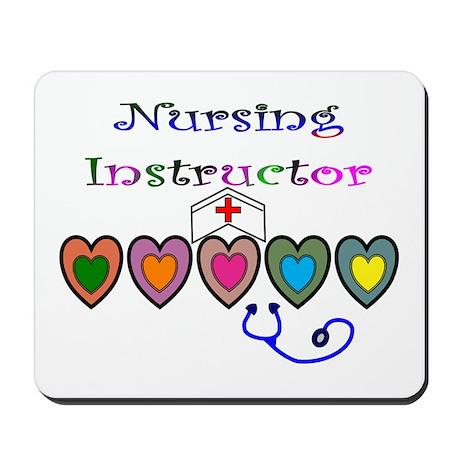 Nursing Instructor Mousepad