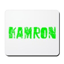 Kamron Faded (Green) Mousepad