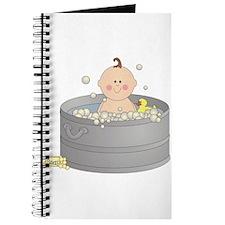 Bathtime Baby Journal