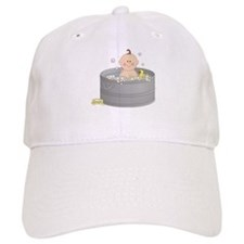 Bathtime Baby Baseball Cap