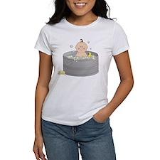 Bathtime Baby Tee