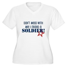 Raised a Soldier T-Shirt