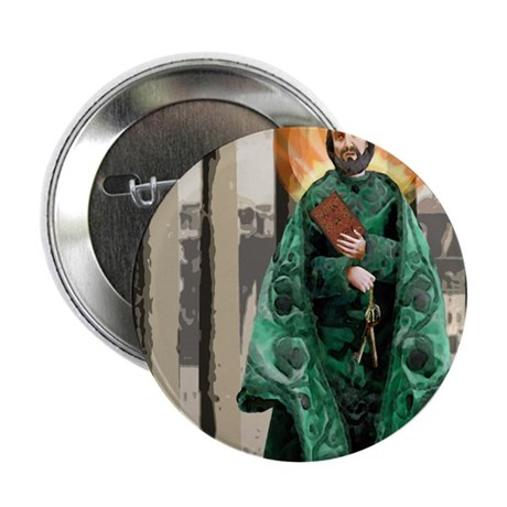 """Saint Peter 2.25"""" Button (100 pack)"""