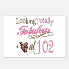Fabulous 102nd Postcards (Package of 8)