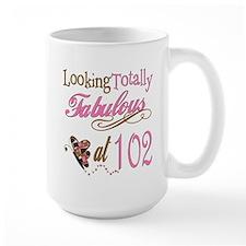 Fabulous 102nd Mug