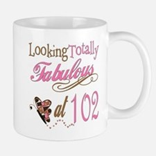 Fabulous 102nd Mug