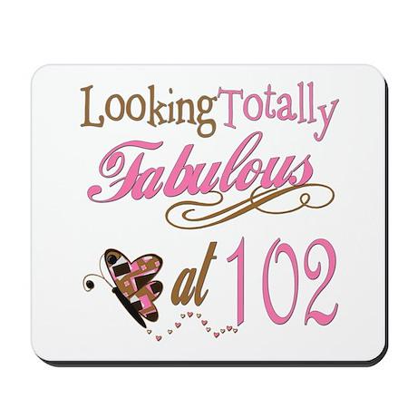 Fabulous 102nd Mousepad