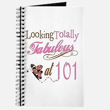 Fabulous 101st Journal