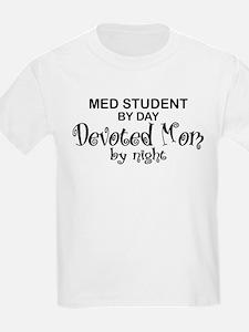 Med Student Devoted Mom T-Shirt