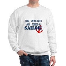 Raised a Sailor Sweater
