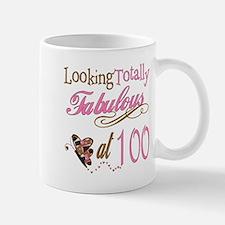 Fabulous 100th Mug