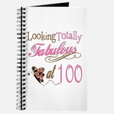 Fabulous 100th Journal