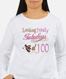 Fabulous 100th T-Shirt