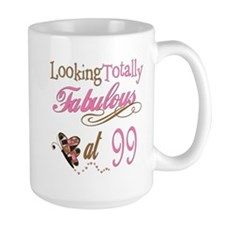Fabulous 99th Mug