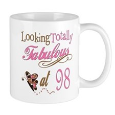 Fabulous 98th Mug