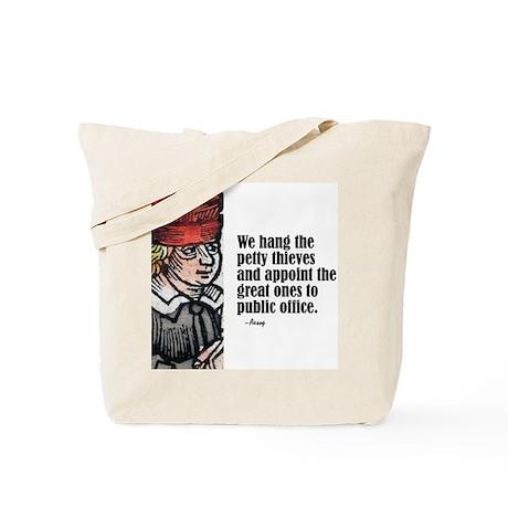 "Aesop ""We Hang"" Tote Bag"