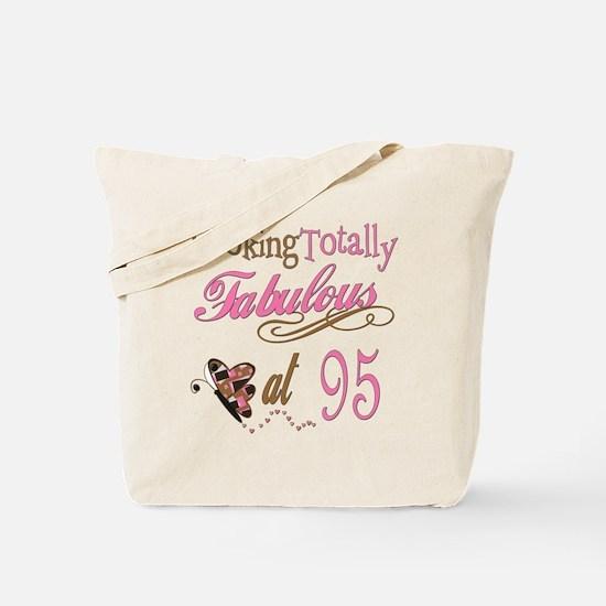 Fabulous 95th Tote Bag