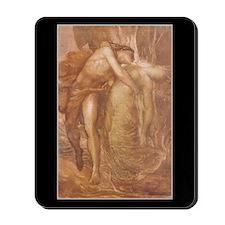 Orpheus & Eurydice Mousepad