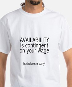 Availability Contingent Shirt