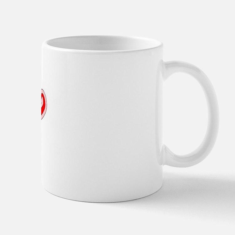 Retro Titus (Red) Mug